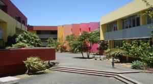 Edificio de la facultad de Letras, UCR.